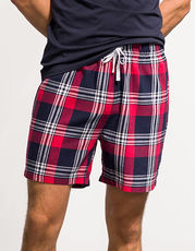 Men´s Tartan Lounge Shorts
