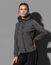 Recycled Scuba Jacket Women