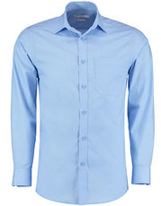 Tailored Fit Poplin Shirt Long Sleeve