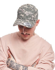 Low Profile Digital Camo Cap