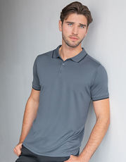 Men´s HiCool Tipped Polo Shirt