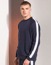 Unisex Contrast Sweat