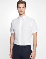 Men`s Shirt Shaped Fit Shortsleeve