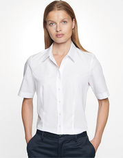 Women`s Blouse Regular Fit Shortsleeve