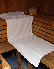 Bear Dream - Sauna Towel /Titelbild