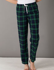 Women`s Tartan Lounge Pants