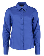 Women`s Tailored Fit Corporate Oxford Shirt Long Sleeve