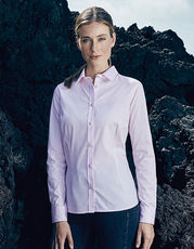 Women's Oxford Shirt Long Sleeve