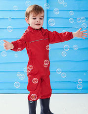 Kids` Paddle Rain Suit