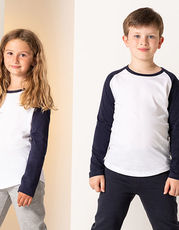 Kids` Slim Cuffed Jogger