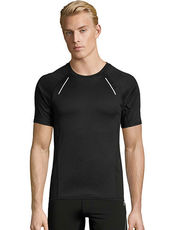 Men`s Short Sleeve Running T-Shirt Sydney