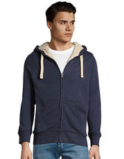 Unisex Zipped Jacket Sherpa