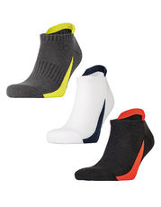 Sneaker Sports Socks (3 Pair Pack)