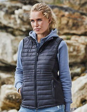 Ladies` Crossover Bodywarmer