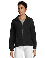 Micro Fleece Zipped Jacket Nova Women