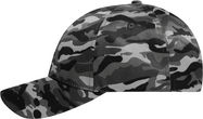 6-Panel Camouflage Kappe
