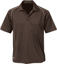 M's Double Piping S/S Polo