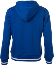 Damen Kapuzen Club Sweat Jacke