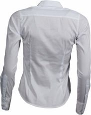 James & Nicholson | JN 194 Stretch Bluse Slim-Fit langarm