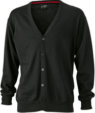 James & Nicholson | JN 661 Herren V-Neck Cardigan