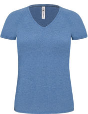 Damen Medium Fit V-Neck T-Shirt