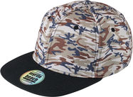 6-Panel Colourful Pro Kappe