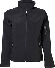Damen Performance Stretch Softshell Jacke