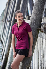 Damen Funktions Polo