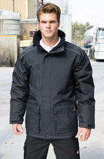 Result Work-Guard | R305X Vostex Workwear Parka