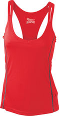 Damen Reflex Lauf Top