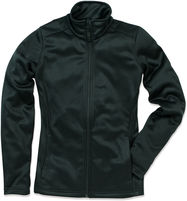 Damen Bonded Fleece Jacke