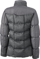 Damen Winterjacke mit Steppung