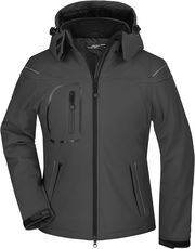 Damen 3-Lagen Winter Softshell Jacket